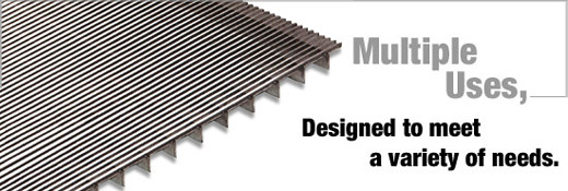 Kd58 Stainless Steel Grating